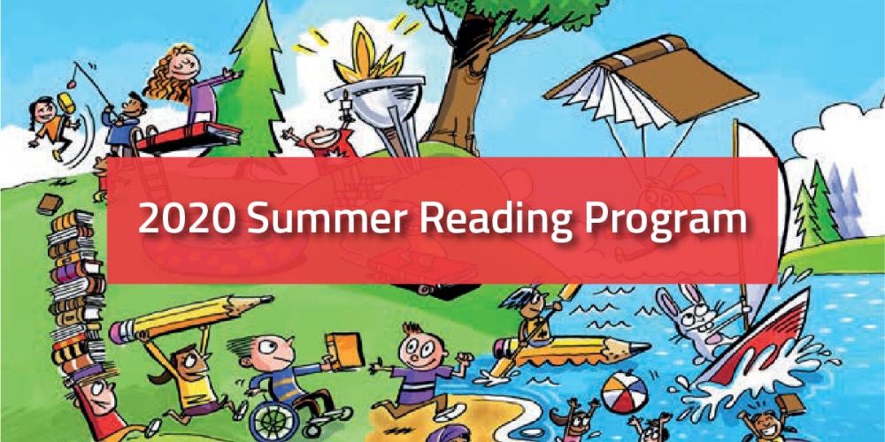 Lambton County Library Summer Reading Program
