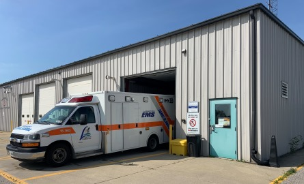 Thedford EMS Station